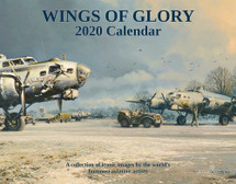 Wings of Glory Military Gallery Calendar by Robert Taylor, Anthony Saunders and Richard Taylor