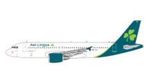 Aer Lingus A320-200, EI-CVA Gemini Diecast Display Model