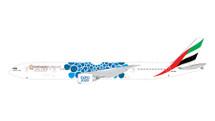Emirates Airlines 777-300ER, A6-EPK Gemini Diecast Display Model