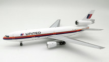 United Airlines McDonnell Douglas DC-10-10 N1812U With Stand