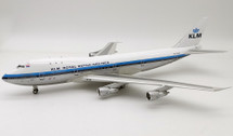 KLM Royal Dutch Airlines Boeing 747-200 PH-BUD Polished With Stand only 144pcs available