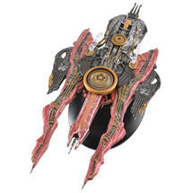 Klingon Qugh-Class Destroyer, Star Trek by Eaglemoss Collections