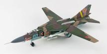 MiG-23MLD Flogger-K Soviet Air Force 2nd Aggressor Sqn, Blue 07, Turkmenia AB, USSR, 1990