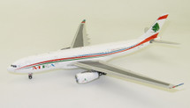 Middle East Airlines MEA Airbus A330-200 OD-MEA With Stand