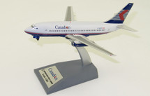 Canadian Airlines Boeing 737-200 C-GCPY With Stand