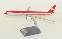 LTU Airbus A330-300 D-AERQ With Stand
