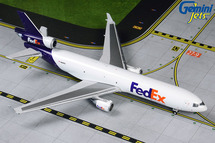 Federal Express McDonnell Douglas MD-11F, N625FE Gemini Diecast Display Model