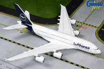 Lufthansa A380-800, D-AIMB New Livery Gemini Diecast Display Model