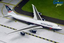 British Airways Boeing 747-400, G-BNLY Gemini 200 Diecast Display Model