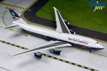British Airways Boeing 747-400, G-BNLY Gemini 200 Diecast Display Model