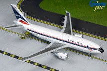 Delta Air Lines A310-300, N818PA Gemini 200 Diecast Display Model