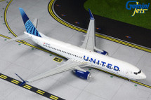United Airlines 737-800, N37267 New Livery Gemini 200 Diecast Display Model