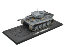 "Sd.Kfz.181 PzKpfw VI Ausf.E Tiger ""S04,"" Michael Wittmann commander, 1st SS Panzer Division ""Leibstandarte SS Adolf Hitler,"" German Army, 1944"