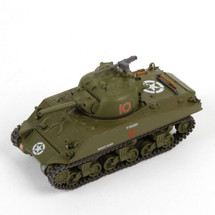 M4 Sherman British Army 27th Armoured Bgd, Normandy, France, 1944
