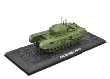 Churchill Mk VII British Army 34th Armoured Bgd