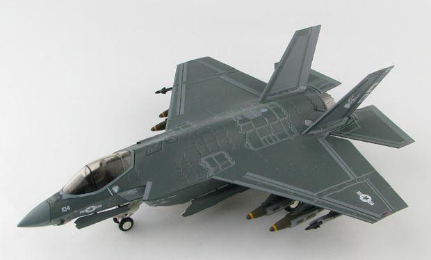 1:72 Hobby Master F-35C Lightning II USN VX-9 Vampires CF-08