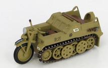 Sd.Kfz.2 Kettenkrad Diecast Model German Army 20.PzDiv, USSR, 1944