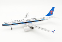 China Southern Airlines Airbus A319-132 B-6207 With Stand