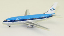 KLM Boeing 737-200 PH-TVX With Stand