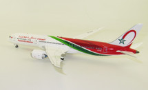Royal Air Maroc RAM Boeing 787-9 Dreamliner CN-RGZ With Stand