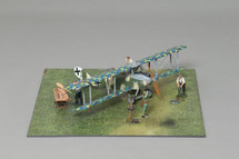 LVG C.VI Two Seat Reconnaissance & Artillery Spotter Mahogany WWI Display Model