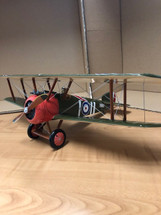 Sopwith Camel 1/20 Mahogany Display Model