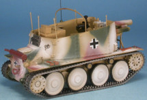 """Sturmpanzer 38(t) Ausf.H Grille Olga, 3rd SS-Panzer Division """"Totenkopf,"""" Eastern Front, 1943-44"""