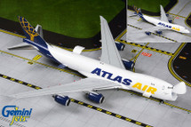 Atlas 747-8F, N854GT Gemini Diecast Display Model