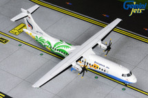 Bangkok Airways ATR72-600 HS-PZJ (Koh Samui livery) Gemini 200 Diecast Display Model