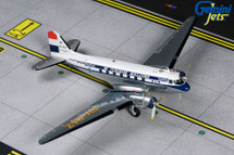 KLM DC-3, PH-DAZ Gemini 200 Diecast Display Model