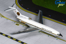 Mexicana B727-100 XA-SEJ (delivery livery, sun dial on tail) Gemini 200 Diecast Display Model