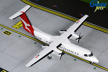 QantasLink Dash 8-300 VH-TQE NEW MOULD Gemini 200 Diecast Display Model