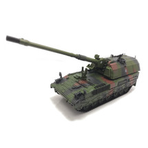 Panzerhaubitze 2000 Self-Propelled Howitzer German Army NATO Woodland Camouflage (No case)