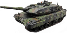Lepard 2A5 Main Battle Tank NATO Woodland Camouflage