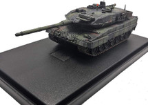Lepard 2A6 Main Battle Tank NATO Woodland Camouflage