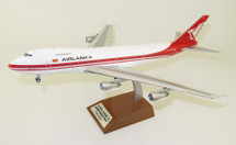 AirLanka Boeing 747-200 4R-ULG King Tissa With Stand, Limited 50 pieces