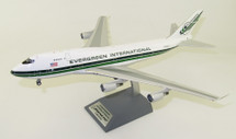 Evergreen International Airlines Boeing 747-400 N492EV With Stand, Limited 50 pieces
