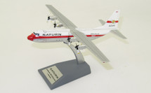 Saturn Airways Lockheed L-100-30 Hercules (L-382G) N10ST With Stand, Limited 60 pieces