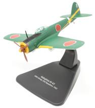 Ki-43 Hayabusa (Oscar) Sgt. Maj. Chikara Kotanigawa, 2nd Chutai, 50th Sentai, Imperial Japanese Army Air Force, Burma, 1942