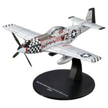"P-51D Mustang ""Big Beautiful Doll,"" 14.5-Victory ace Col. John Landers, 78th FG, USAAF, RAF Duxford, 1944 (No box/magazine)"