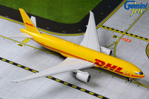 DHL B777F N705GT Gemini Jets Diecast Display Model