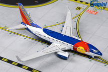 Southwest B737-700W N230WN Colorado One Livery Gemini Jets Diecast Display Model