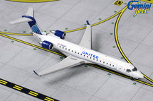 United Express CRJ-550 N504GJ Gemini Jets Diecast Display Model