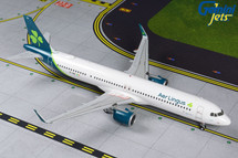 Aer Lingus A321LR EI-LRA Gemini 200 Diecast Display Model