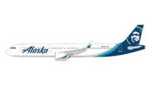 Alaska A321neo N928VA Gemini 200 Diecast Display Model
