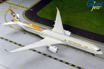 Etihad A350-1000 A6-XWB Gemini 200 Diecast Display Model