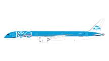"KLM Royal Dutch Airlines 787-10 Dreamliner, PH-BKA, ""KLM 100"" Gemini 200 Diecast Display Model"