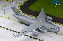 C-17A Globemaster III USAF, 99206, Charleston AFB, SC Gemini 200 Diecast Display Model