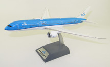 KLM Boeing 787-9 Dreamliner PH-BHN With Stand