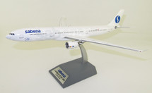 Sabena Airbus A330-301 OO-SFO With Stand Limited 27pcs